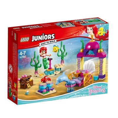 Concierto submarino de Ariel Lego Juniors