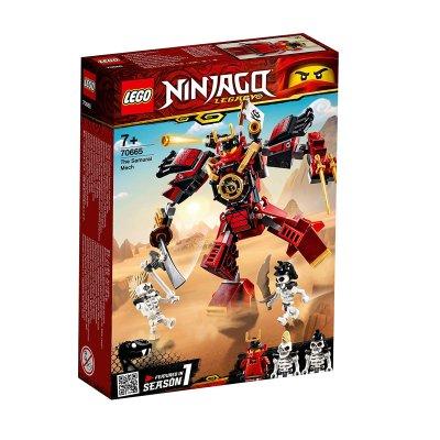 Robot Samurái Lego Ninjago