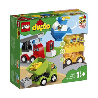Wholesaler of Mis Primeros Coches Lego Duplo