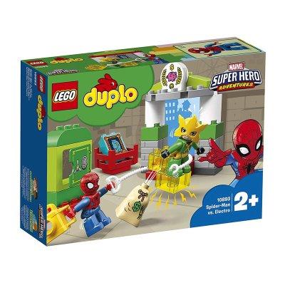 Spider-Man vs. Electro Lego Duplo