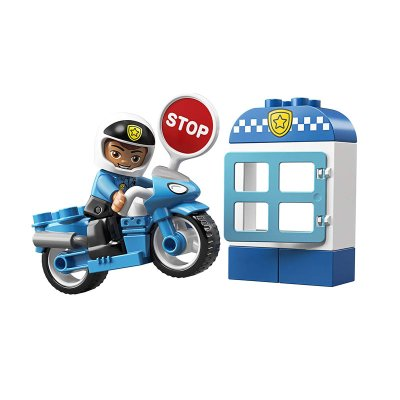 Wholesaler of Moto de Policía Lego Duplo