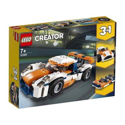 Deportivo de Competición Sunset Lego Creator