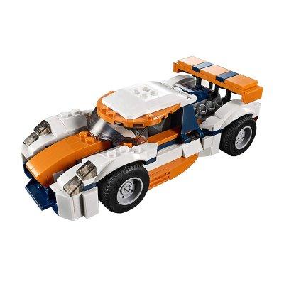 Wholesaler of Deportivo de Competición Sunset Lego Creator