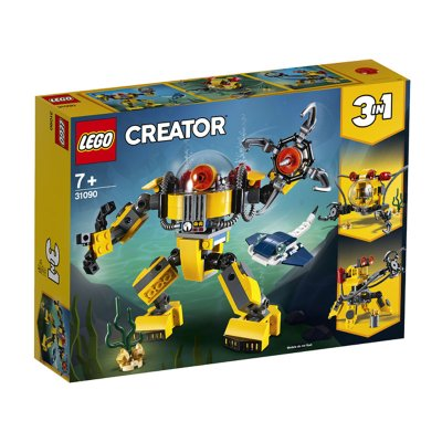 Wholesaler of Robot Submarino Lego Creator