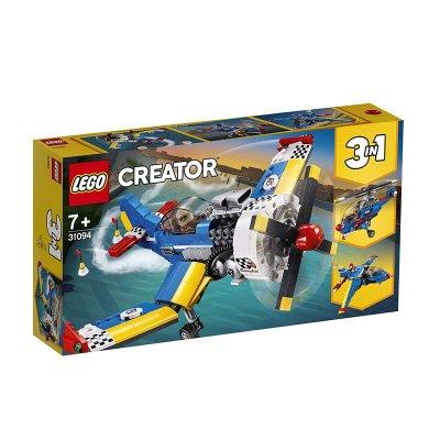 Avión de Carreras Lego Creator
