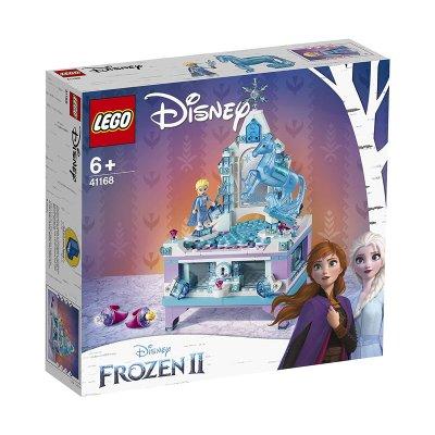 Joyero Creativo de Elsa Frozen 2 Lego Disney Princess