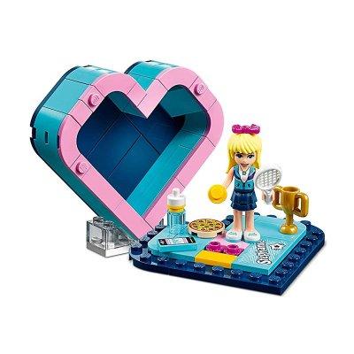 Wholesaler of Caja Corazón de Stephanie Lego Friends