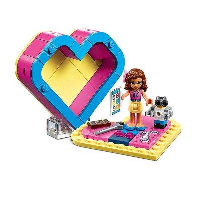 Wholesaler of Caja Corazón de Olivia Lego Friends