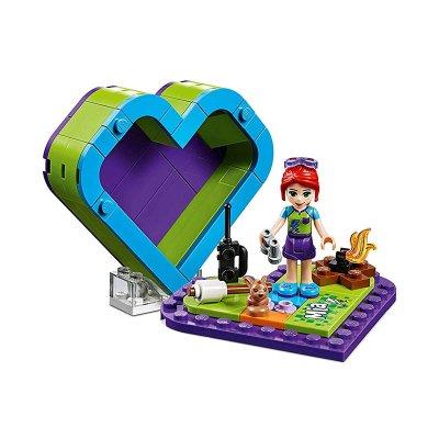 Wholesaler of Caja Corazón de Mia Lego Friends