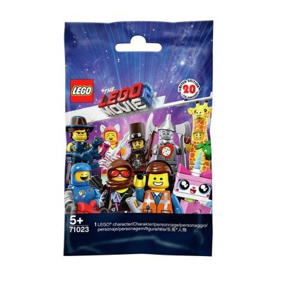 Sobres Lego Movie 2 Minifiguras