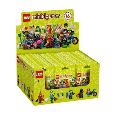 Sobres Lego Minifigures 19ª edición