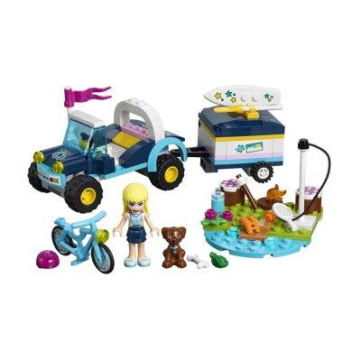 Wholesaler of Buggy y Remolque de Stephanie Lego Friends