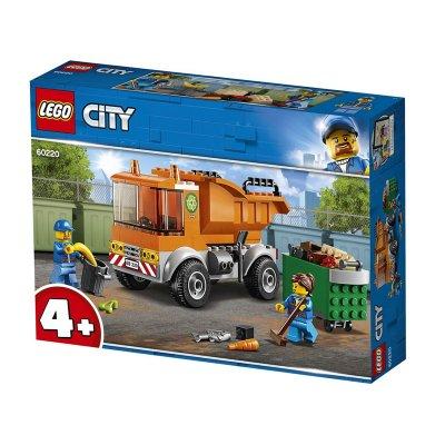 Camión de la basura Lego City