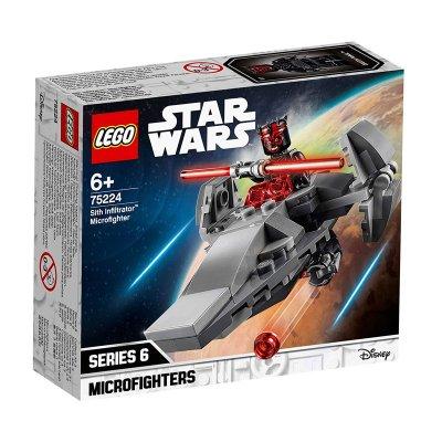 Microfighter: Infiltrador Sith Lego Star Wars