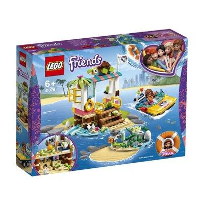 Misión de Rescate Tortugas Lego Friends