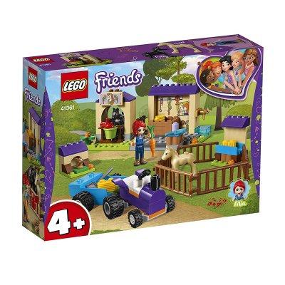 Establo de los Potros de Mia Lego Friends