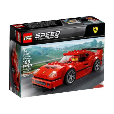 Wholesaler of Ferrari F40 Competizione Lego Speed Champions