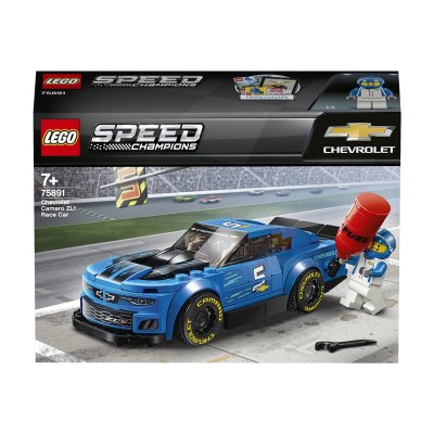 Wholesaler of Deportivo Chevrolet Camaro ZL1 Lego Speed Champions