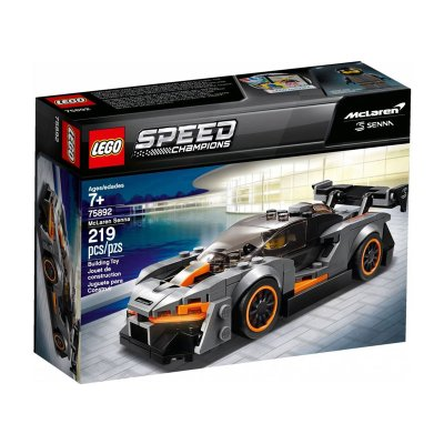 Wholesaler of McLaren Senna Lego Speed Champions