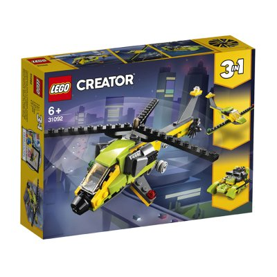 Aventura en Helicóptero Lego Creator
