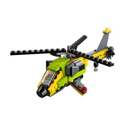 Wholesaler of Aventura en Helicóptero Lego Creator