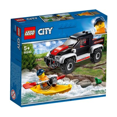 Aventura en Kayak Lego City