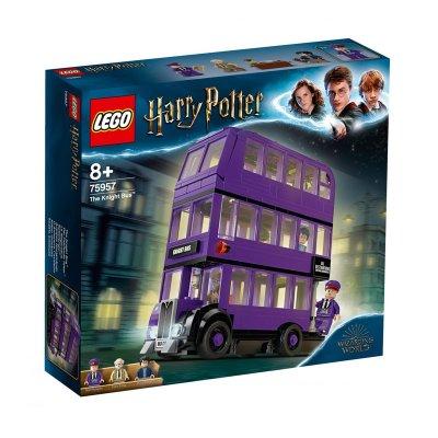 Autobús Noctámbulo Lego Harry Potter