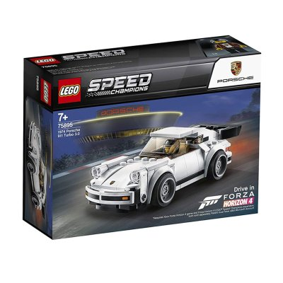 Porsche 1974 911 Turbo 3.0 Lego Speed Champions