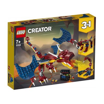 Wholesaler of Dragón Llameante Lego Creator