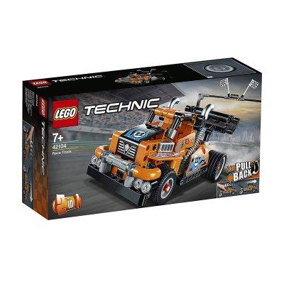 Camión de Carreras Lego Technic
