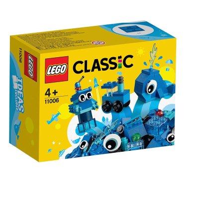 Ladrillos Creativos Azules Lego Classic