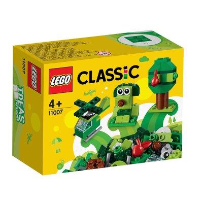 Wholesaler of Ladrillos Creativos Verdes Lego Classic