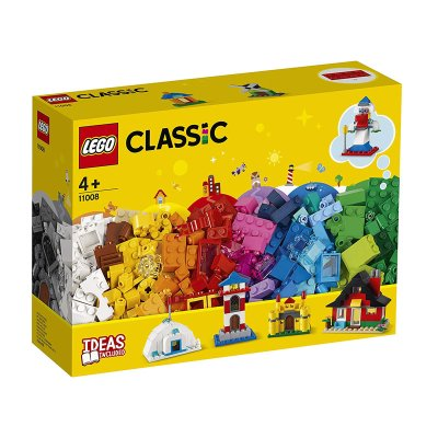 Ladrillos y Casas Lego Classic