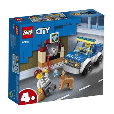 Policía: Unidad Canina Lego City