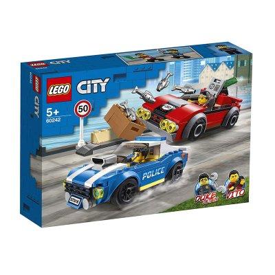 Wholesaler of Policía: Arresto en la Autopista Lego City