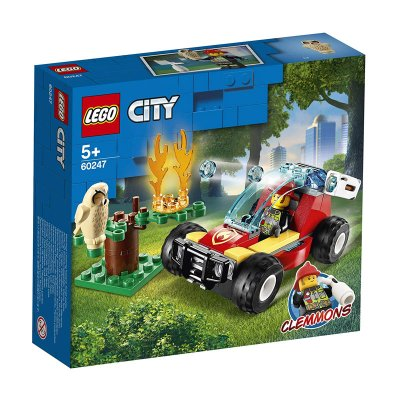 Wholesaler of Incendio en el Bosque Lego City