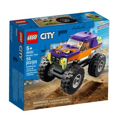 Monster Truck Lego City