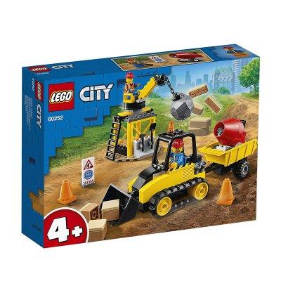 Buldócer de Construcción Lego City