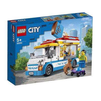 Camión de los Helados Lego City