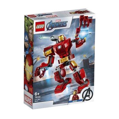 Armadura Robótica de Iron Man Lego Super Heroes