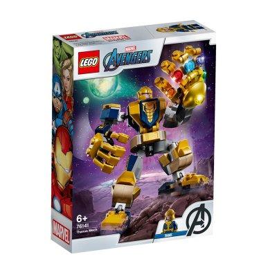 Armadura Robótica de Thanos Lego Super Heroes
