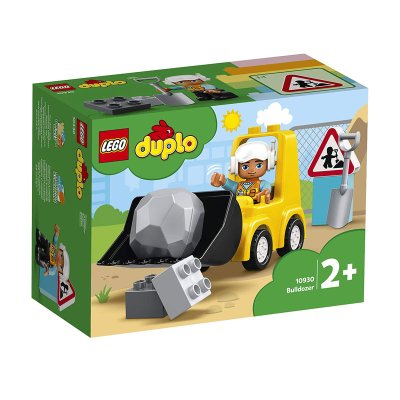 Buldócer Lego Duplo
