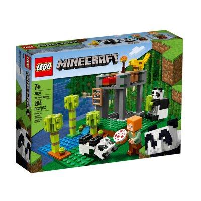 Wholesaler of El Criadero de Pandas Lego Minecraft