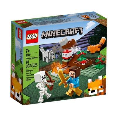Wholesaler of La Aventura en la Taiga Lego Minecraft