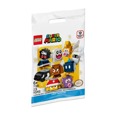 Sobres Super Mario Serie Minifiguras