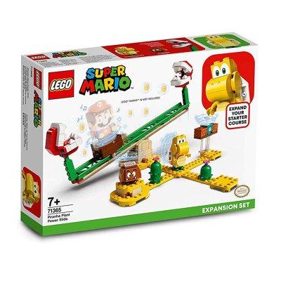 Wholesaler of Set de Expansión Superderrape de la Planta Piraña Lego Super Mario