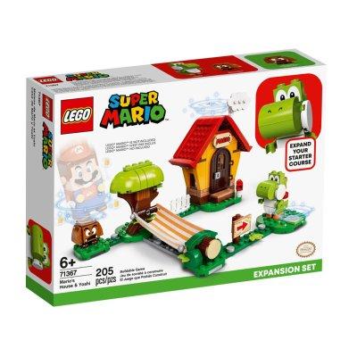 Wholesaler of Set de Expansión: Casa de Mario y Yoshi Lego Super Mario