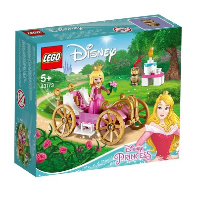 Carruaje Real de Aurora Lego Disney Princess