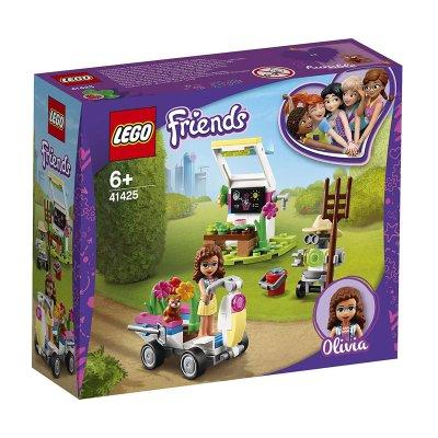 Huerto de Flores de Olivia Lego Friends