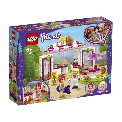 Wholesaler of Cafetería del Parque de Heartlake City Lego Friends